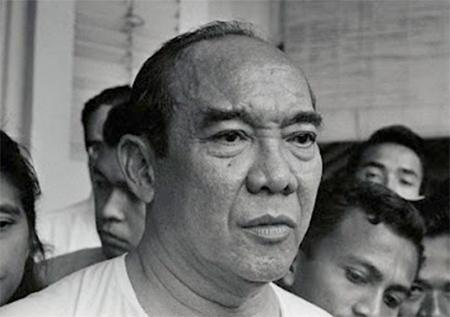 Wajah Soekarno 1968